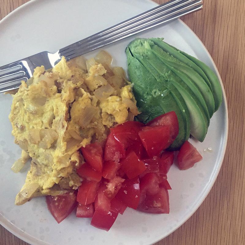 Hvad spiser kostpsykologen selv?