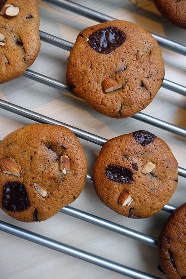 Cookies på mandelsmør – uden mælk, mel og sukker